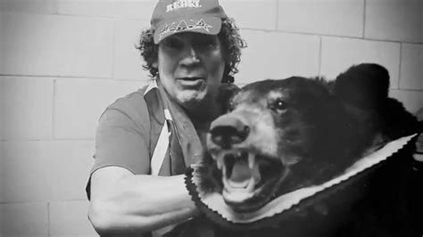 tracy smothers challenges bear  olde wrestlings