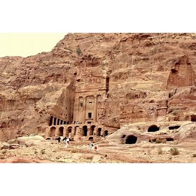 Nabatean City of PetraDesktop Wallpapers