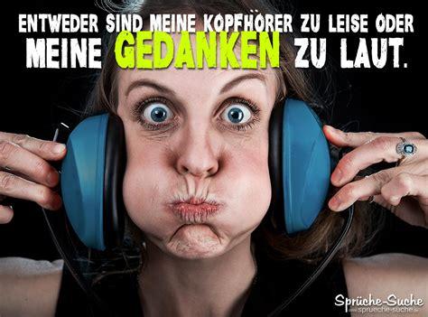 Sprüche Mit Kopfhörer