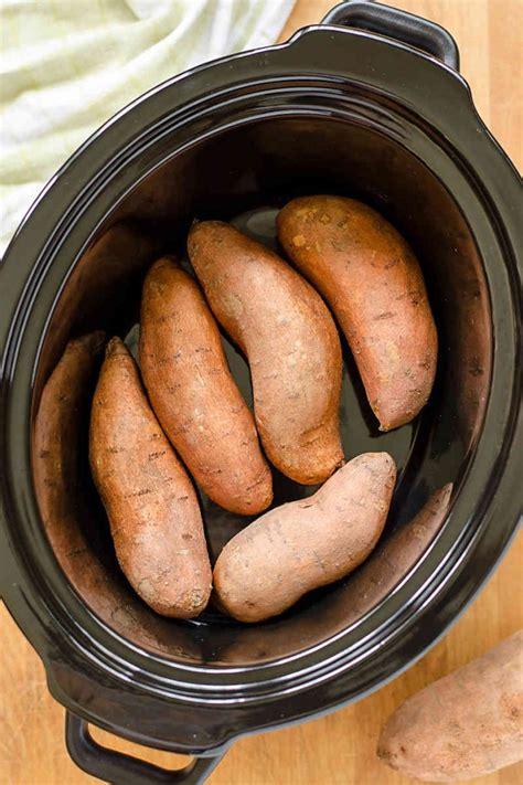 potatoes sweet cooker slow cook way oven easy recipes crockpot potato paleo eat bake pot crock want turn recipe don