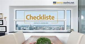 Wohnung Mieten Checkliste : umzug leicht gemacht checkliste von immo ~ A.2002-acura-tl-radio.info Haus und Dekorationen