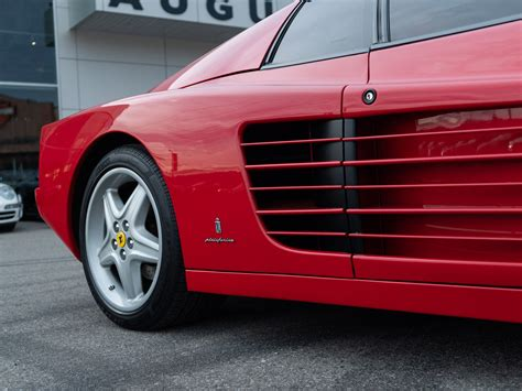 A ferrari is not for the understated nor is it an ostentatious choice.& a ferrari is for the serious car enthusiast wanting nothing but the best for. Pre-Owned 1992 Ferrari 512 TR Testarossa in Kelowna, BC ...