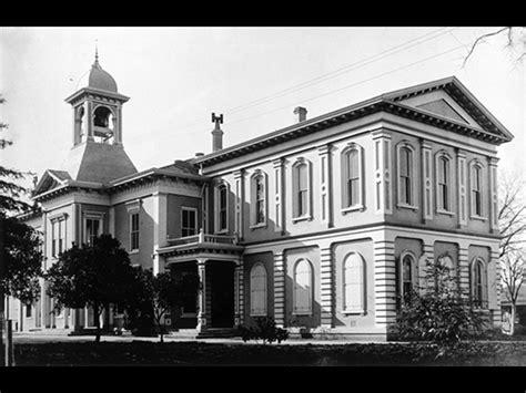 tehama county historic california county courthouses cschs