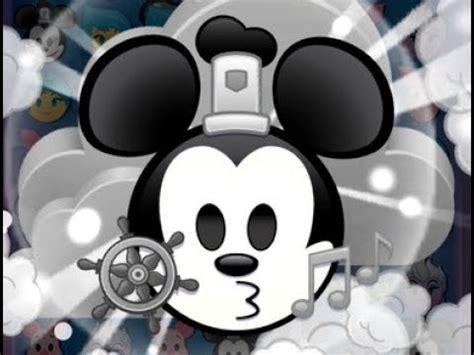 Steamboat Emoji by Emoji Blitz Retro Steamboat Willie Mickey Retro Minnie
