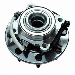 Moog Front Wheel Hub And Bearing Assembly For Chevy Gmc