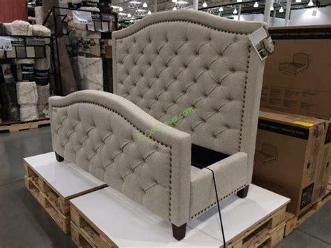 Mattress Furniture Warehouse pulaski furniture upholstered queen bed costcochaser