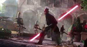 Heres Our First Look At Battlefront II Gameplay GAMING