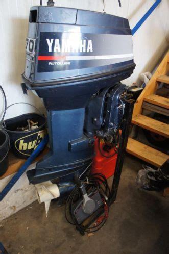 40 Pk Buitenboordmotor Te Koop by Yamaha 70 Pk Autolube Met Powertrim Voor 1875 Euro