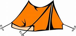Camping Tent Clipart Black And White | Clipart Panda ...