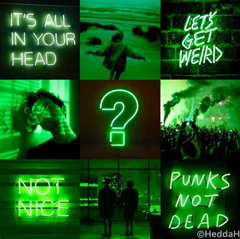neon green aesthetic wallpapers
