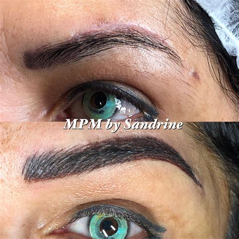 Maquillage Permanent Sourcils Montpellier (3)  Beauty Art