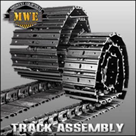 steel tracks mini excavators tracks  tires