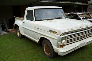 Short Bed Farm Find  1969 Ford F