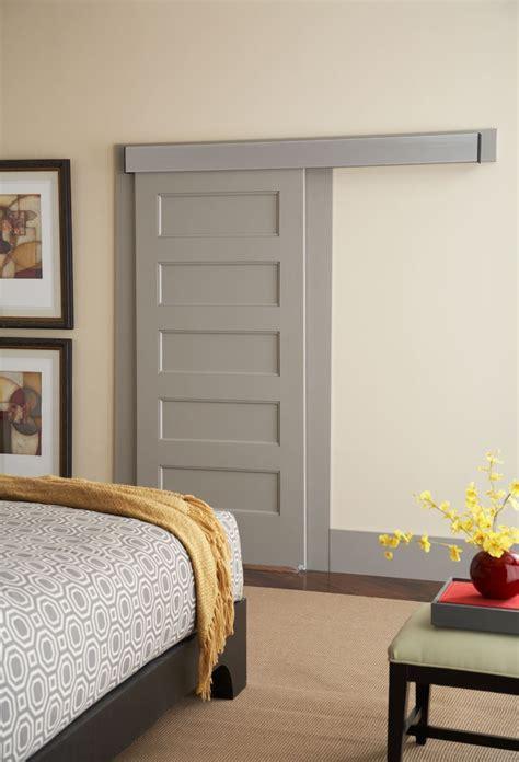 johnson hardware wf wall mounted sliding door hardware