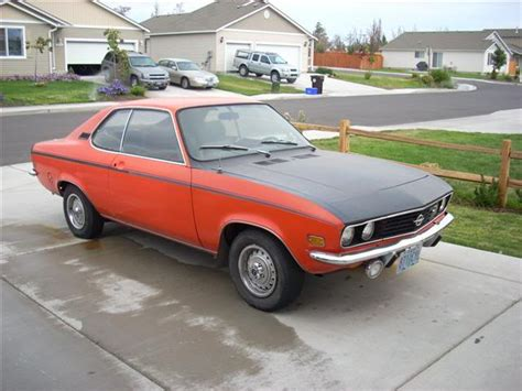 1974 Opel Manta For Sale by Opel Manta For Sale Image 25