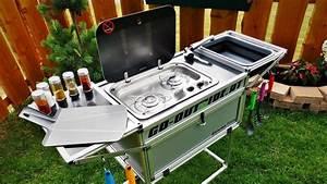 Outdoor Küche überdacht : kitchenbox 2 0 lux camping und outdoor k che youtube ~ Orissabook.com Haus und Dekorationen