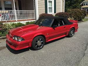 1990 Ford Mustang Convertible Restored for sale | Hotrodhotline