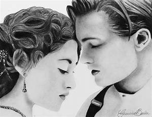 ~My heart will go on ~ Jack and Rose in Titanic by ...