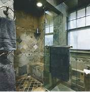Photo Stone Tile Bathrooms Are Many Different Types Of Shower Tile Design Ideas For A Bathroom