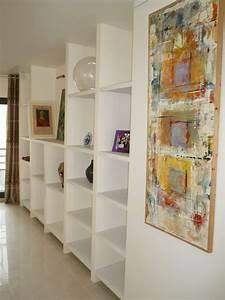 meubles sur mesure decoratrice d39interieur conseil en With bibliotheque en carreau de platre