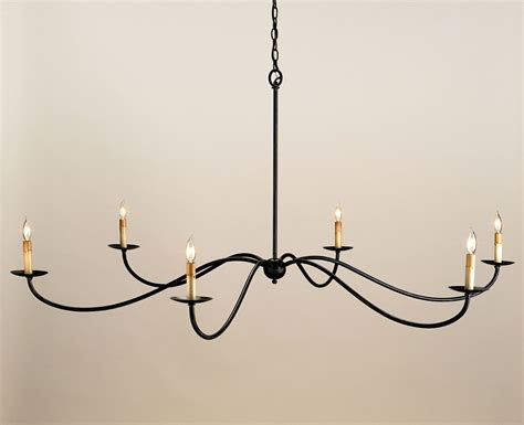 currey and company 9267 saxon six light chandelier