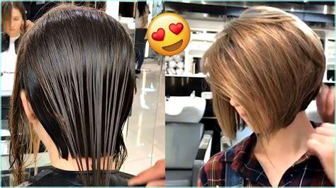 ♥️ 14 Gorgeous Short And Medium Bob Haircuts ♥️