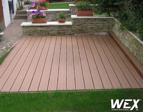 terrasse exterieure bois composite nivrem terrasse bois composite brest diverses id 233 es de conception de patio en bois pour