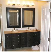 bathroom vanity mirrors Brilliant Bathroom Vanity Mirrors Decoration Black Wall Mounted Bathroom Mirror Design Ideas ...