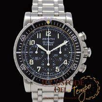 orologi zenith tutti  prezzi  orologi zenith su chrono