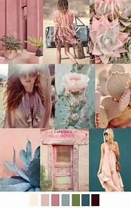 Trend Wandfarbe 2017 : s s 2017 colors patterns trends sahara rose summer 2017 pinterest farben stil und ~ Markanthonyermac.com Haus und Dekorationen
