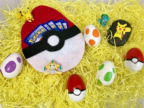 what goes in an easter basket pokemon go easter eggs basket pokemon go easter basket the inspired home