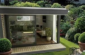 Gartenhaus Mit Glasfront : architectureloft gartenh user neu definiert ~ Markanthonyermac.com Haus und Dekorationen