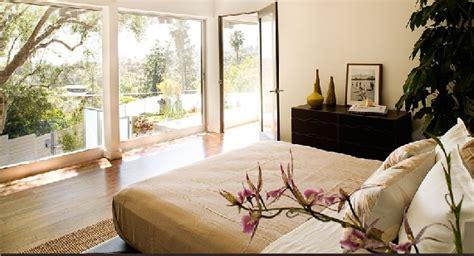 zen bedroom transitional bedroom brown design