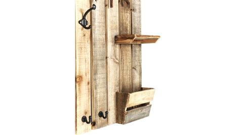 porte en bois porte manteau vestiaire conforama