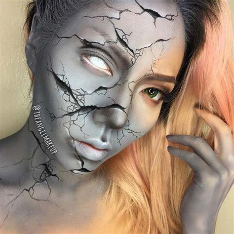 mind blowing halloween makeup  crazyforus