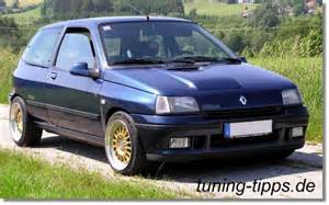 audi a4 info tuning tipps renault clio williams