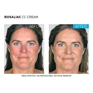 Amazon.com : La Roche-Posay Rosaliac CC Cream with SPF 30