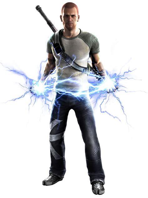Cole Macgrath Street Fighter X Tekken
