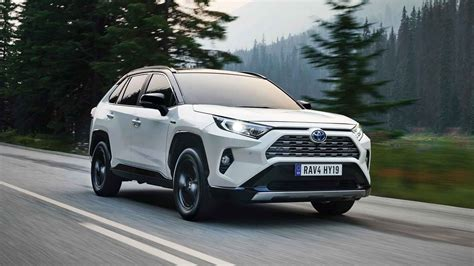 The toyota rav4 is a compact crossover suv (sport utility vehicle) produced by the japanese automobile manufacturer toyota. 2019 Toyota RAV4 review: a return to its rugged SUV roots