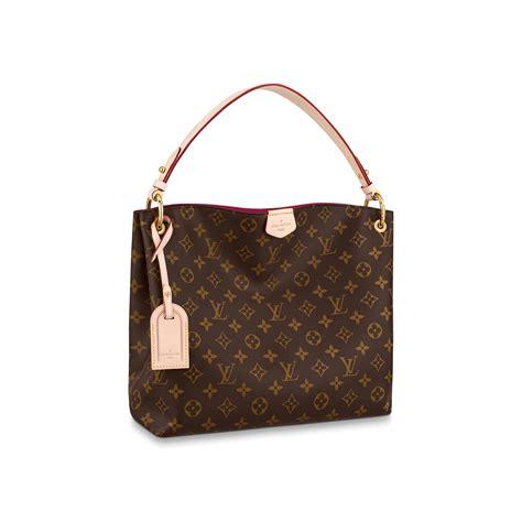 graceful pm monogram handbags louis vuitton