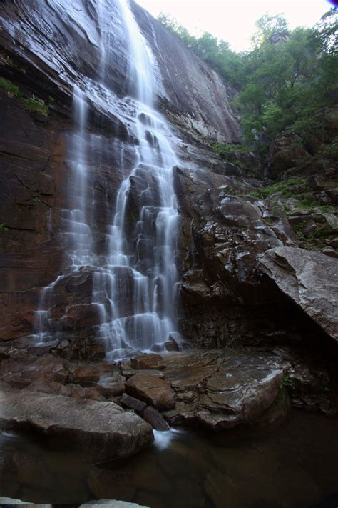 hickory falls hickory nut falls old mountain men
