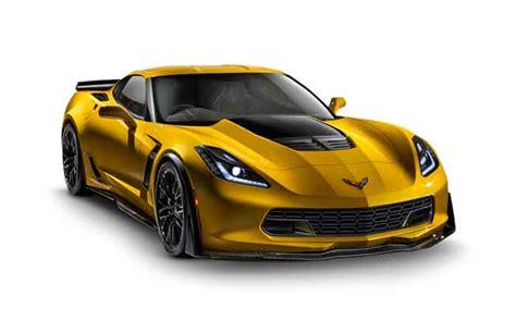 chevrolet corvette  monthly lease deals
