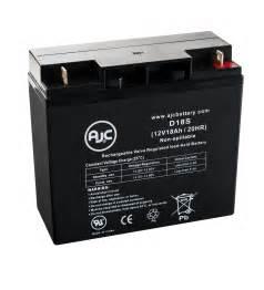 Dual Lite ML1012V 12V 18Ah Emergency Light Battery