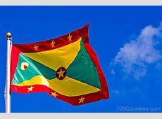 National Flag Of Grenada 123Countriescom