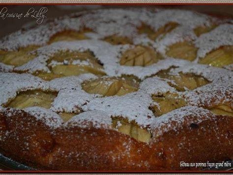 recette de cuisine de nos grand mere recettes de grand mère et pomme
