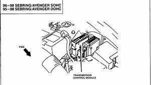 96 Chrysler Sebring Tack And Odometer Function Intermit