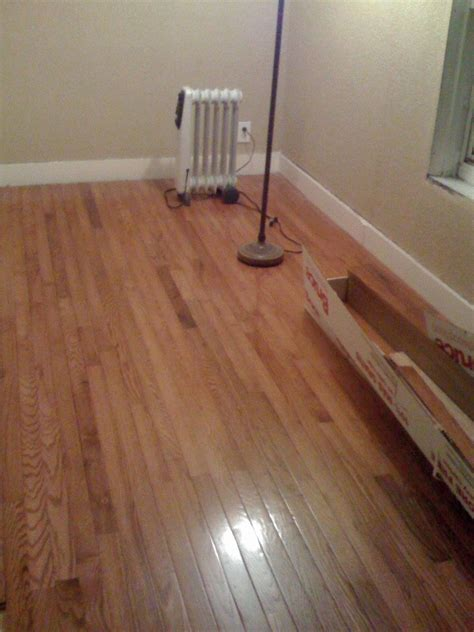 how to lay hardwood flooring how to install a hardwood floor 8