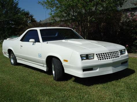 Choo Choo El Camino by Purchase Used 1984 El Camino Ss Choo Choo Custom In Lake
