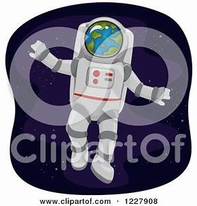 Floating Astronaut Waving - Pics about space