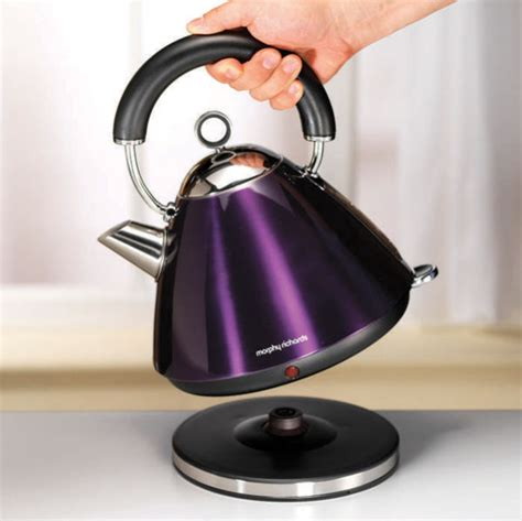 Morphy Richards 43769 Accents Traditional Kettle Plum